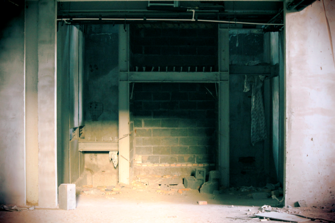 empty flat inside