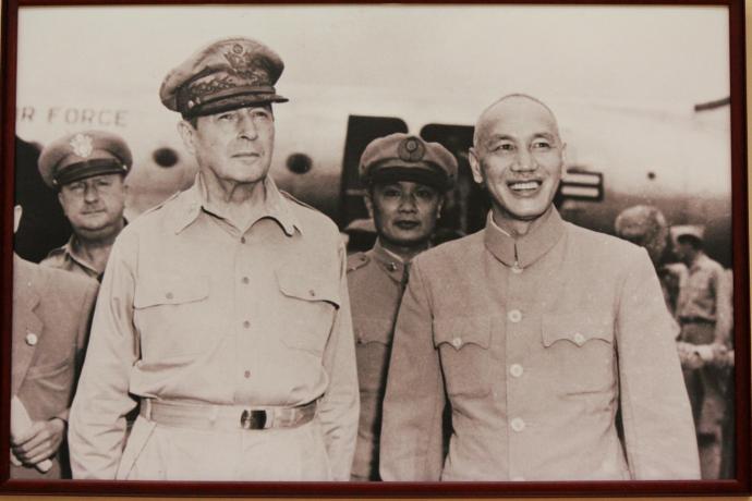 Chiang and MacArthur